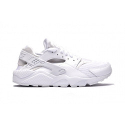 Nike Air Huarache 'Triple White'