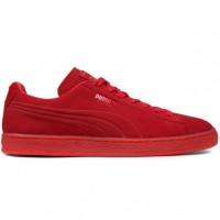 Кроссовки Puma Suede Emboss Iced Shoe in Red