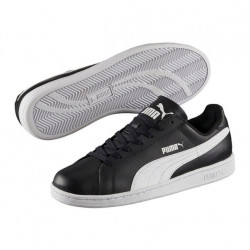 Кроссовки Puma Smash Leather Shoe in Black