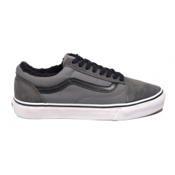 Кеды Vans Old Skool Winter Edition Grey