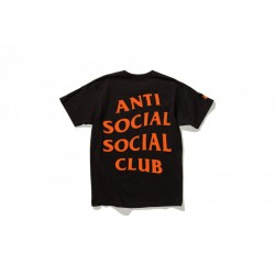 Футболка Anti Social Social Club 'Undefeated -Черная'