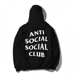 Худи Anti Social Social Club 'Black'