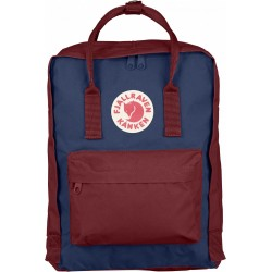 Рюкзак Fjallraven kanken classic 'Red and blue'